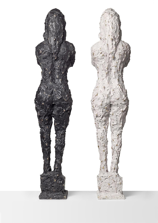 Wanda Pratschke, Heldin, 2016, Bronze